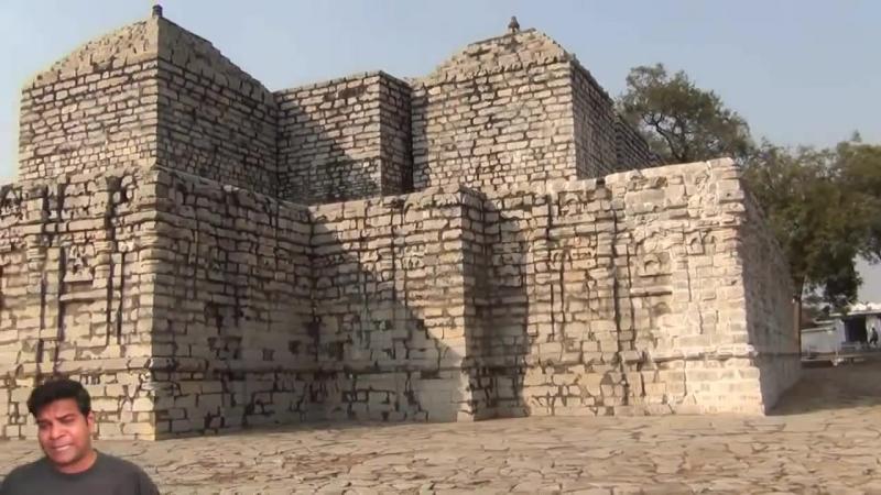 Доказательства древних пришельцев 3 - Храм Суранг Тила