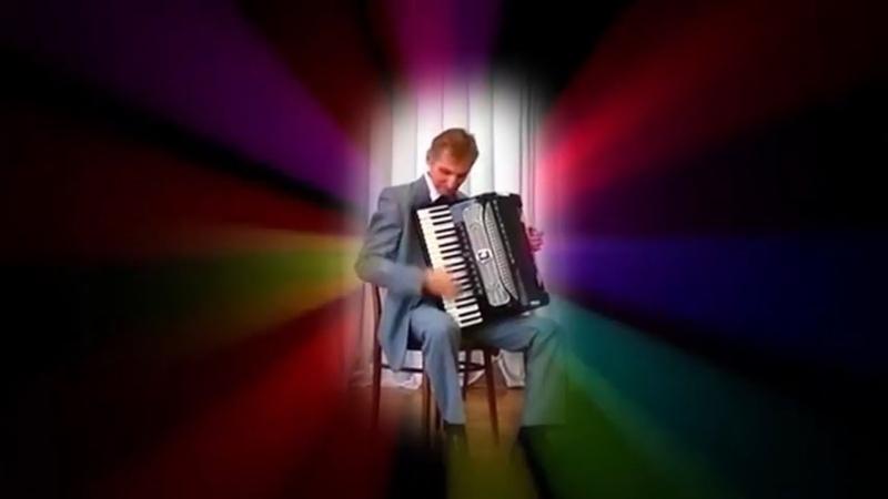 Крутится, вертится шар голубой ☀️Виртуозное исполнение на аккордеоне Play the accordion