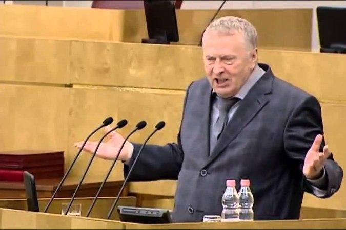 Жириновский без цензуры