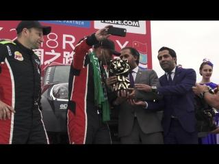 2018.07.27 Silk Way Rally 2018. Daily Highlights.