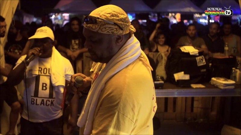 Iration Steppas ft Murray Man Dub Academy 15 08 LIVE @ Rototom Sunsplash 2017
