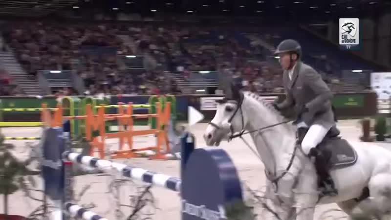 Young Riders Academy at CHI Geneve