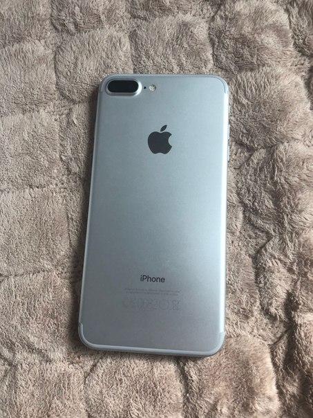 Айфон 7 плюс, состояние идеальное