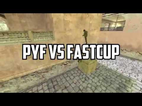 Pyf vs FASTCUP