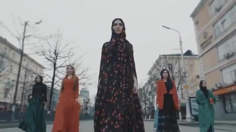 Chechen women 🔥
