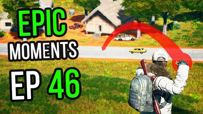 PUBG: Epic Lucky Moments Ep. 46