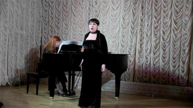 Г.Свиридов Метель (переложение для голоса и фортепиано)