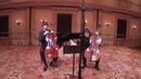Offenbach Grand Duo concertant pour 2 violoncelles op 34 N°1 Peter Kondrashin Arseny Beznosikov