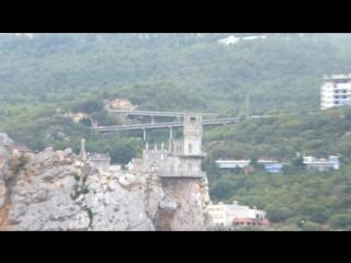 Крым. Морская прогулка от Гурзуфа до Кастрополя 30 августа 2016 года.Crimea Russ