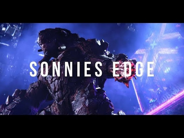 SONNIES EDGE X $UICIDEBOY$ [AMV] [LOVE DEATH AND ROBOTS]