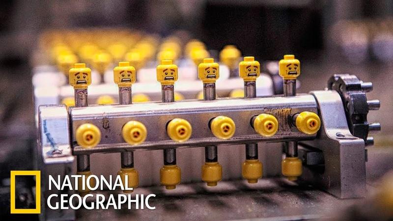 Мегазаводы Лего Lego