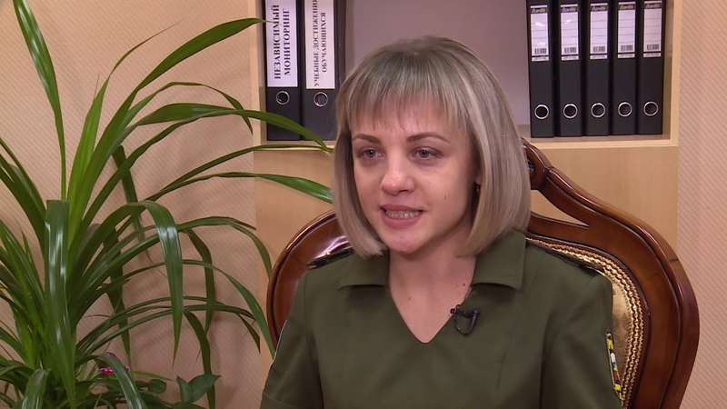 Фильм-портрет: Юдина Дарья Михайловна, учитель начальных классов
