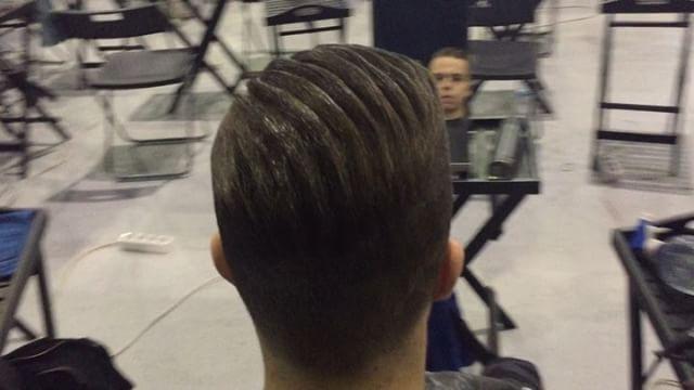 Polikarpov_hairstyle video