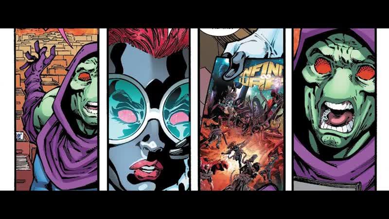 [Marvel/DC: Geek Movies] Миры внутри Камней Бесконечности. Секрет Мстителей 4!