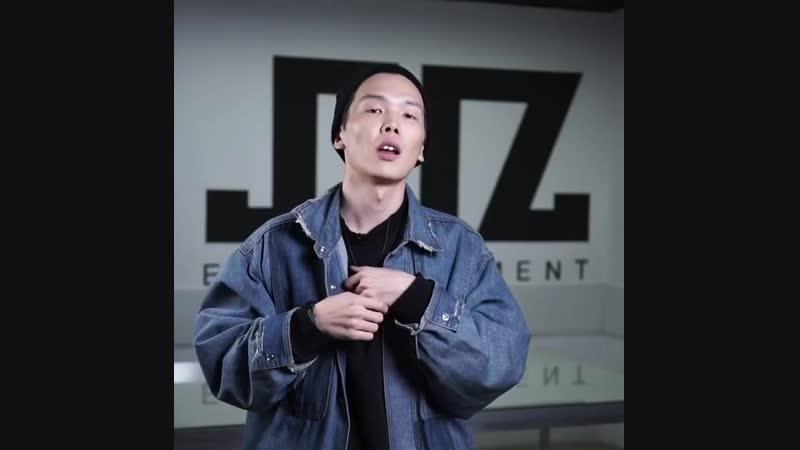 Juz представили нового артиста - NE1TRON