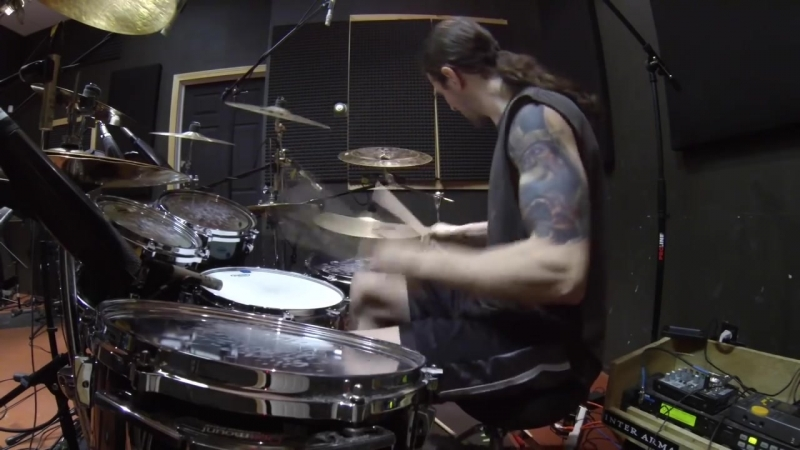 """Phil Dubois - Coyne Revocation """"Scorched Earth Policy"""" Studio"""