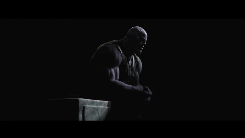 Мстители: Война Бесконечности - Футаж Таноса