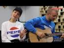 Кристина Кошелева и Макс Свобода - Девочка с каре (cover Super Jam),красивая девушка классно спела кавер,поёмвсети,песни на тнт