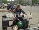 Автопарад самодельной техники организовал нижегородский кулибин