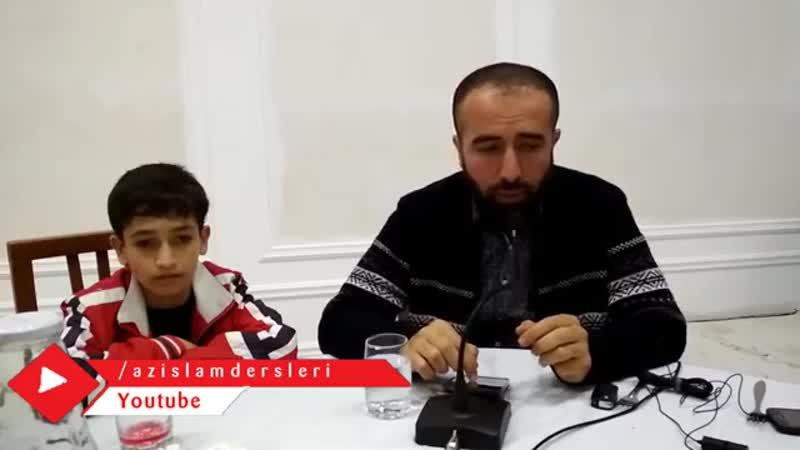 Ramazan ayı, orucun əsas qayəsi - İsmayıl abu Xalid