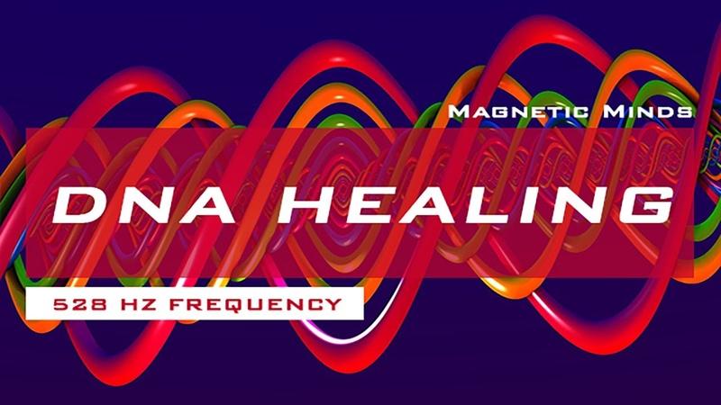 528 Гц - Восстановление ДНК - Восстановление ДНК Создание положительной трансформации