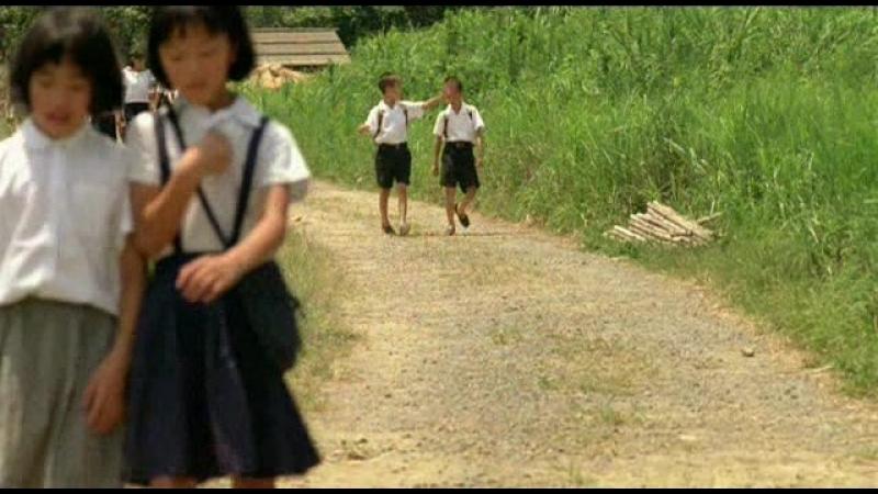 189. Eno nakano bokuno mura (1996) Japonsko