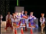 Народный хореографический ансамбль Цвтень 10 лет ДК Дружба (2008 год) - часть 1