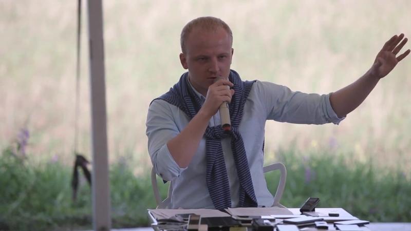 БОЛЬШОЙ РАЗГОВОР ШВК по теме «Уже поздно» - Дмитрий Меркулов