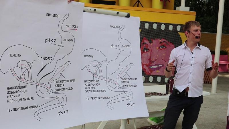 Доказательство эффективности Бальзама Болотова. Семинар от центра Академика Болотова, 2018 год