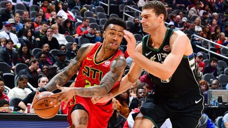 Milwaukee Bucks vs Atlanta Hawks - Full Game Highlights | Jan 13, 2019 | 2018-19 NBA Season