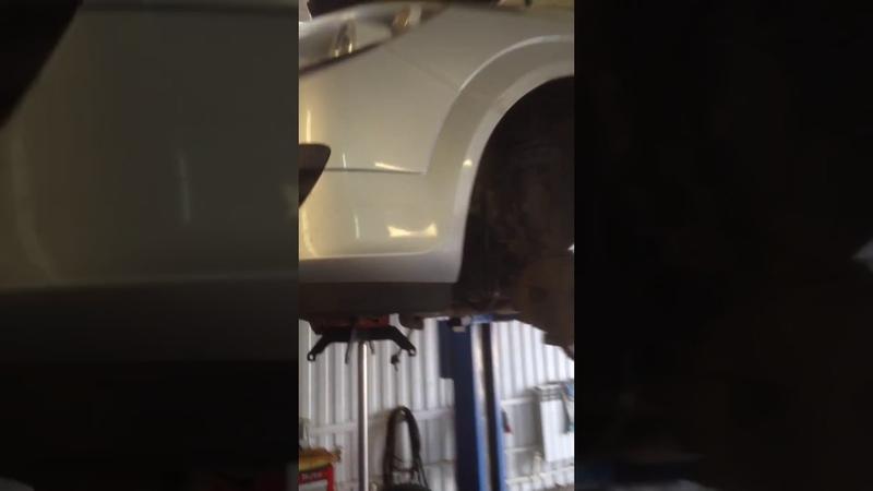 Замена сцепления и двухмассового маховика Opel Astra H 1.3D/Орел/Интер-Авто