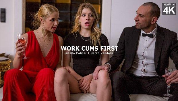 Babes - Work Cums First