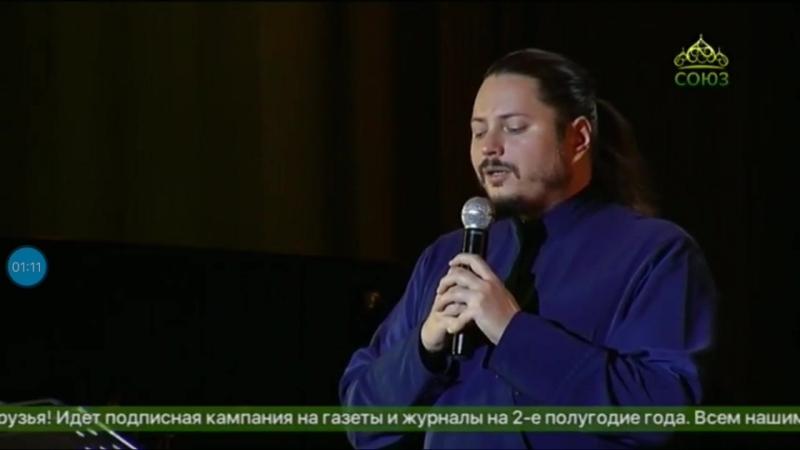 ТК СОЮЗ Иеромонах Фотий Mon Dieu qui n'existe pas