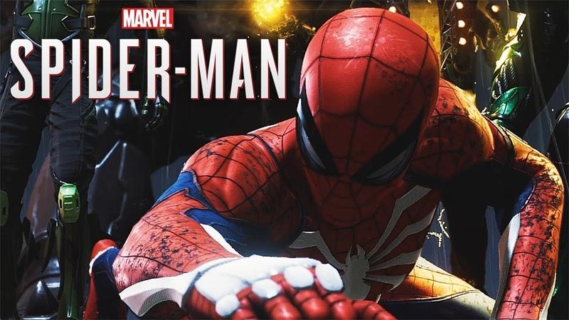 НАЧАЛОСЬ ВЕСЕЛЬЕ ► Spider-Man 14