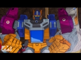 Transformers: Power Of The Primes — Episode 9 'Megatronus Unleashed' [ENG] Full HD