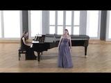 Polina Vdovina - Norina aria - Don Pasquale - Gaetano Donizetti