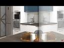 Дизайн апартаментов для холостяка площадью 42 кв м Бюргер хауз