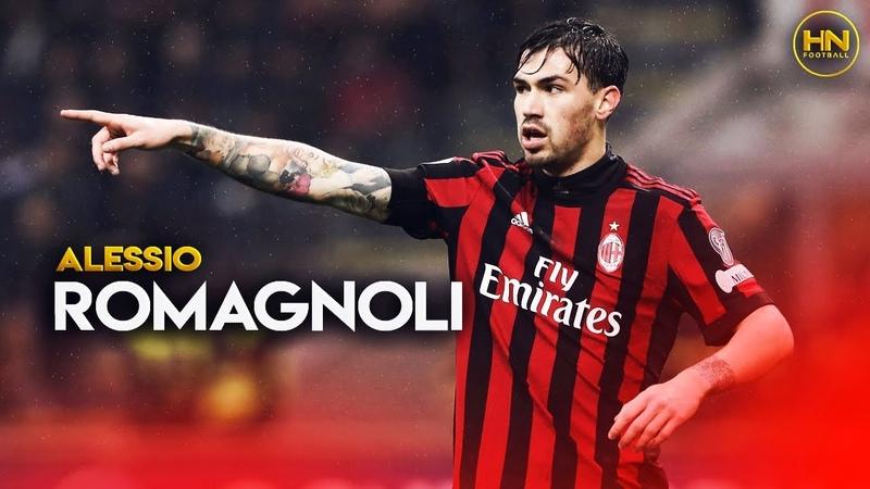 Alessio Romagnoli - The Future Nesta - Defensive Skills Goals - 2018 HD