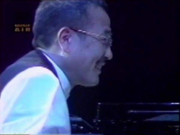 YOSUKE YAMASHITA 山下洋輔 New York TRIO LIVE 1999 原宿Quest Spider Paikiji Suite Kurudisy Dance