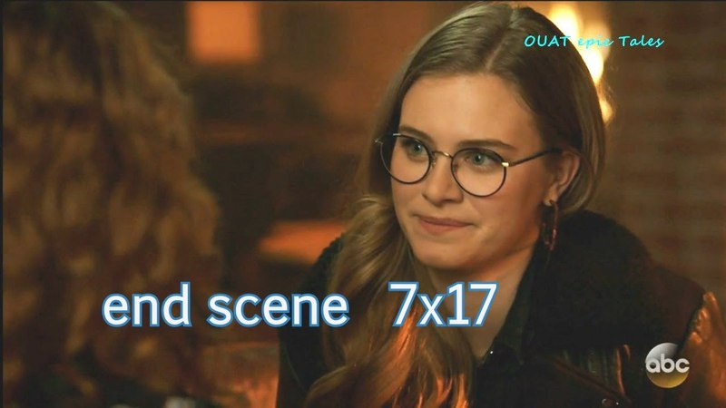 Once Upon A Time 7x17 Ending Scene Robin Zelena - Nick Facilier Season 7 Episode 17 Scenes