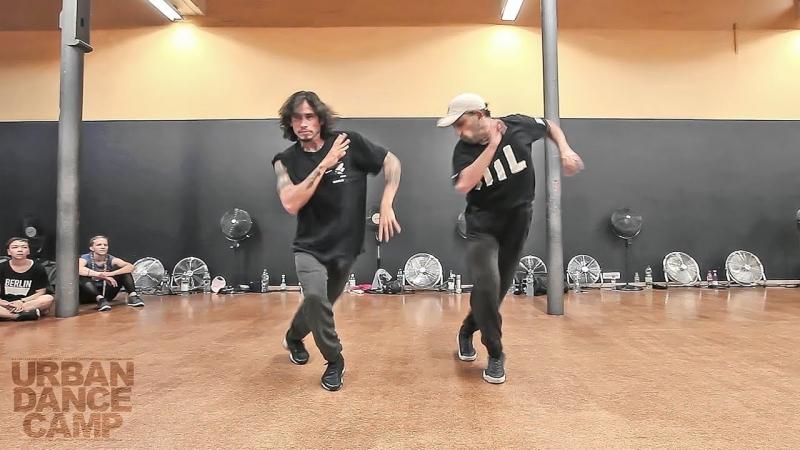 GFG by Miguel (Remix) - Mecnun Giasar Choreography ft. CJ Salvador - 310XT Films - URBAN DANCE CAMP