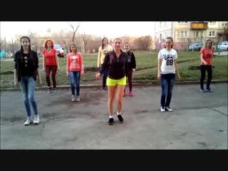 ZUMBA 11 ♥ Тренируйся вместе с нами.mp4