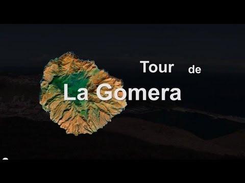 La Gomera Canary Island Kanarische Insel Islas Canarias video part 1/2