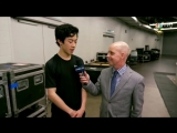 Nathan Chen - interview+EX (Back from the edge) - 180414 Stars On Ice