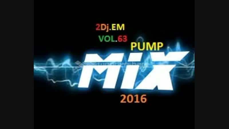 RADIO SHOY ANDROMEDA TECHNO MIX 2016 2Dj.EM VOL.63 PUMP MIX 2016
