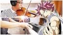 【FAIRY TAIL】メインテーマ を弾いてみた【ピアノ・バイオリン】