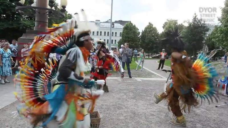 Camuendo Marka from Otavalo, EcuadorInti-TakiMoscow, 04.06.2013