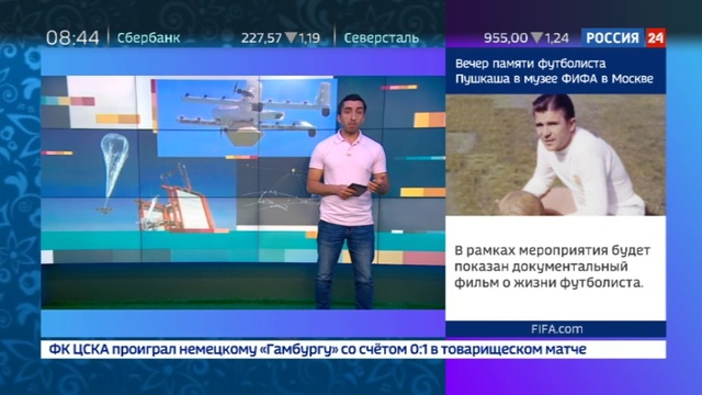 Вести.net. Alphabet выделила разработку интернет-аэростатов и дронов-почтальонов в отдельные компан