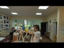 С коптеров круговая лепка Амирт Сергей