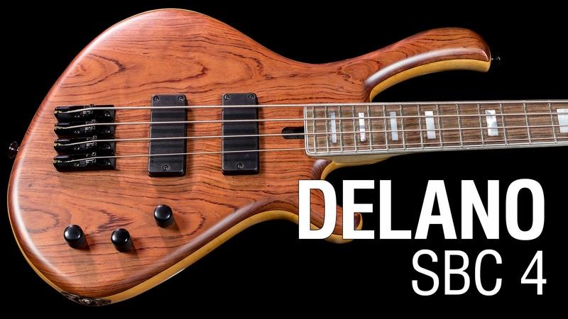Mensinger 'Cazpar' 4p short scale custom, Delano SBC 4 HE/S